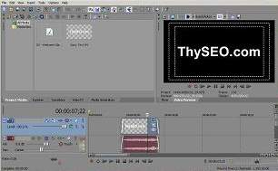 Sony Vegas Editing Images